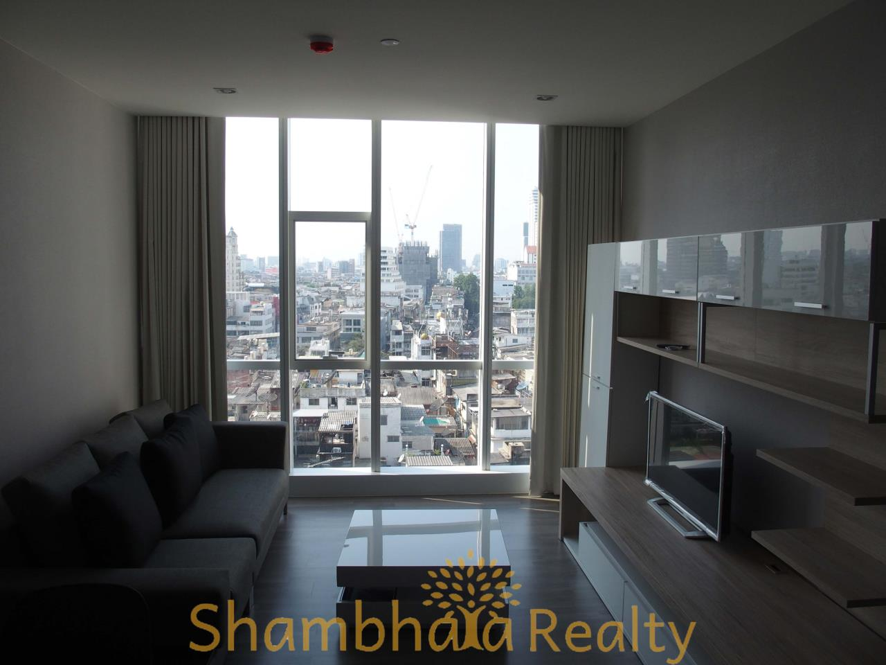 Shambhala Realty Agency's The Room Condominium for Rent in Pan Road/Soi Indian Temple 5