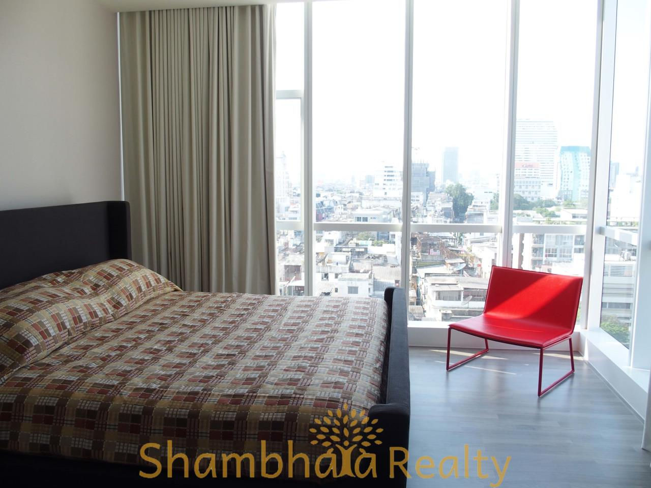 Shambhala Realty Agency's The Room Condominium for Rent in Pan Road/Soi Indian Temple 3