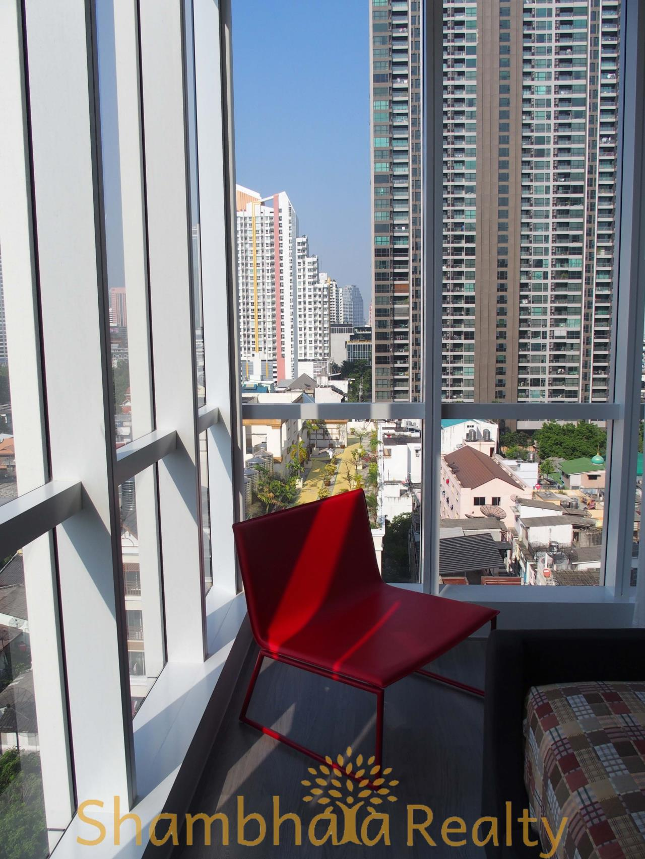 Shambhala Realty Agency's The Room Condominium for Rent in Pan Road/Soi Indian Temple 2