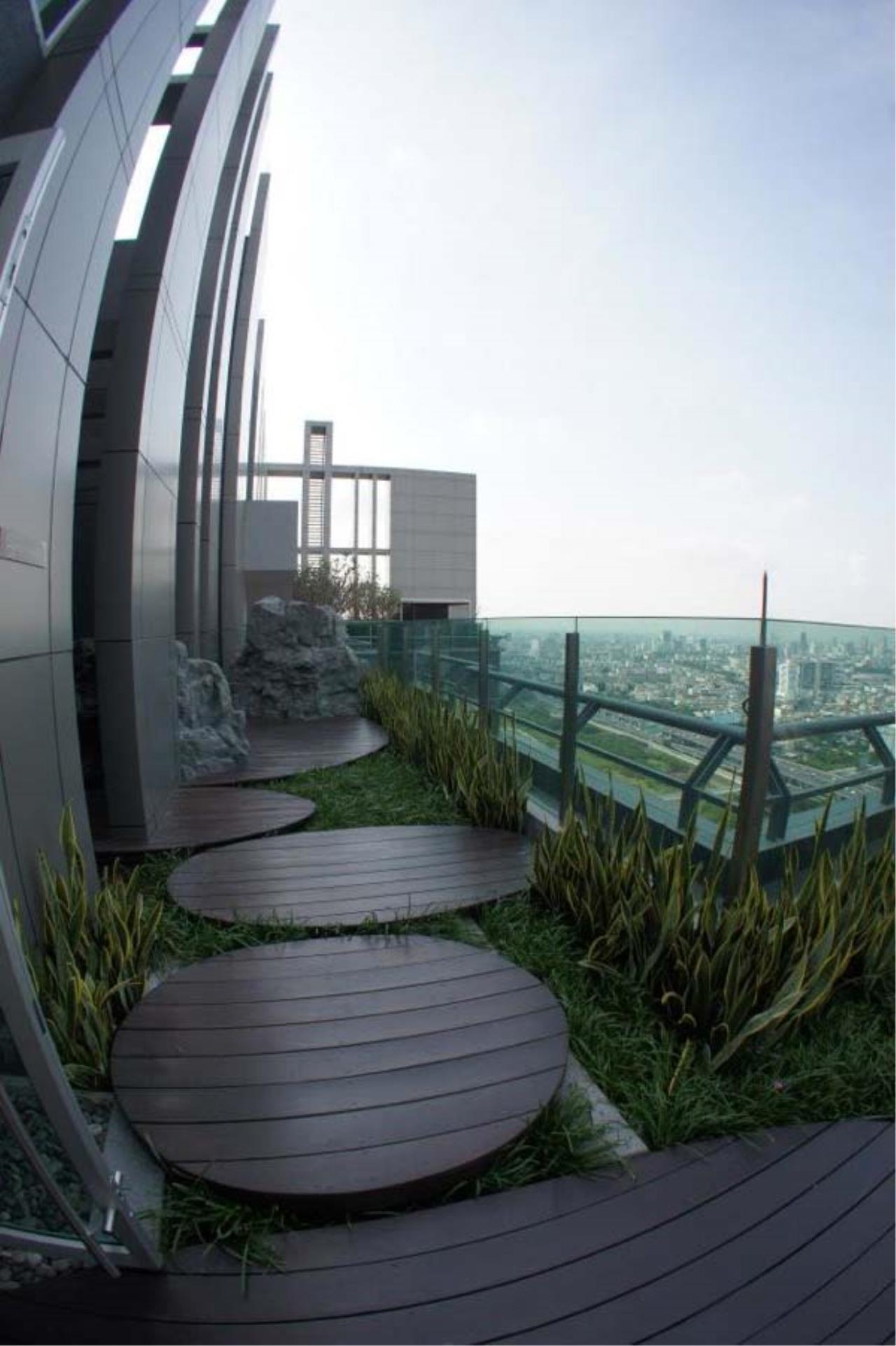 Shambhala Realty Agency's The Address Asoke Condominium for Sale/Rent in New Phetchaburi 12