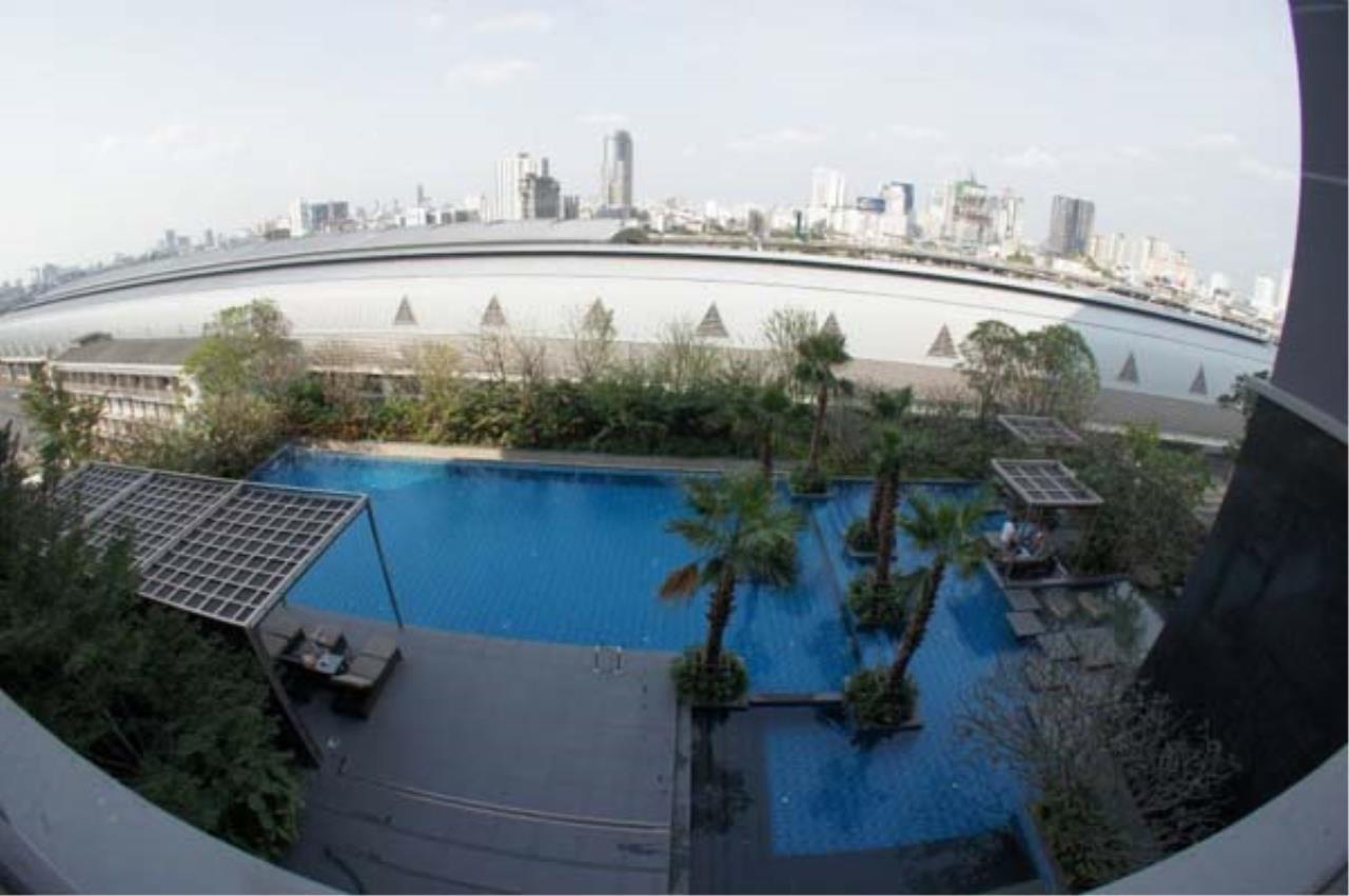 Shambhala Realty Agency's The Address Asoke Condominium for Sale/Rent in New Phetchaburi 15
