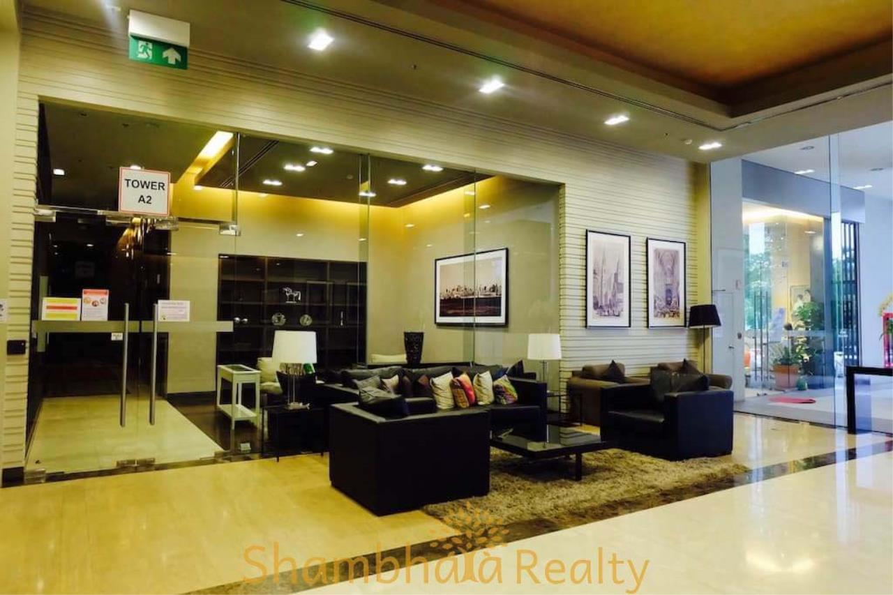 Shambhala Realty Agency's Belle Avenue Ratchada Rama 9 Condominium for Rent in Rama 9 12