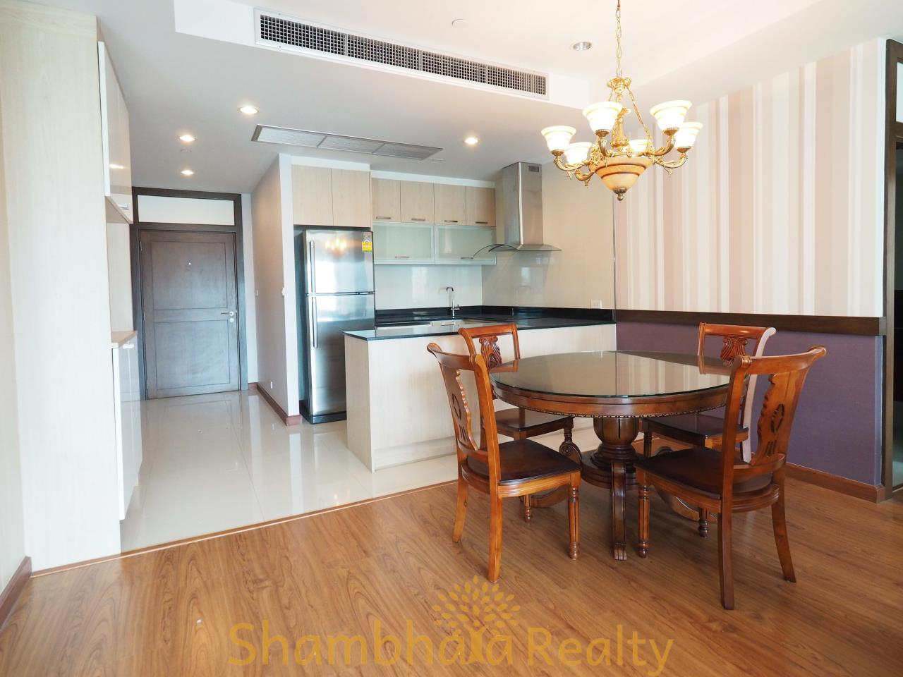 Shambhala Realty Agency's Sathorn Gardens Condominium for Rent in Sathorn 8
