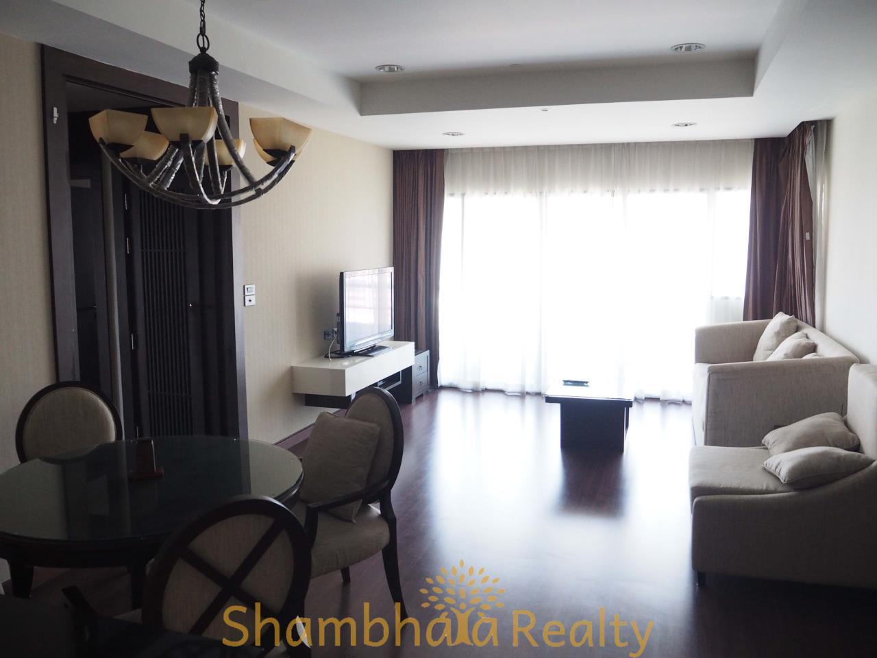 Shambhala Realty Agency's Sathorn Gardens Condominium for Rent in Sathorn 7