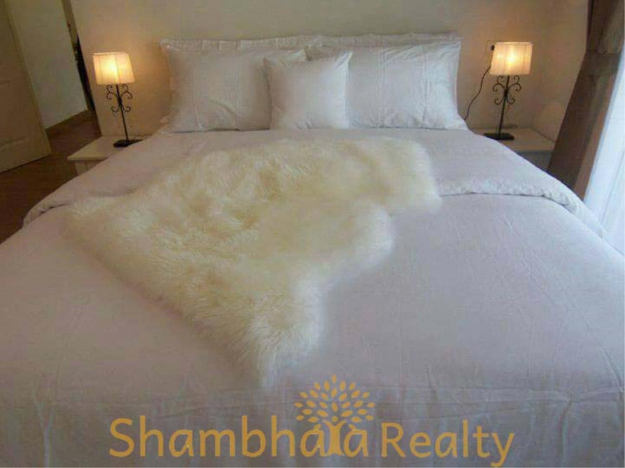 Shambhala Realty Agency's U Sabai Rama 4  Kluaynamthai Condominium for Rent in Rama 4 7