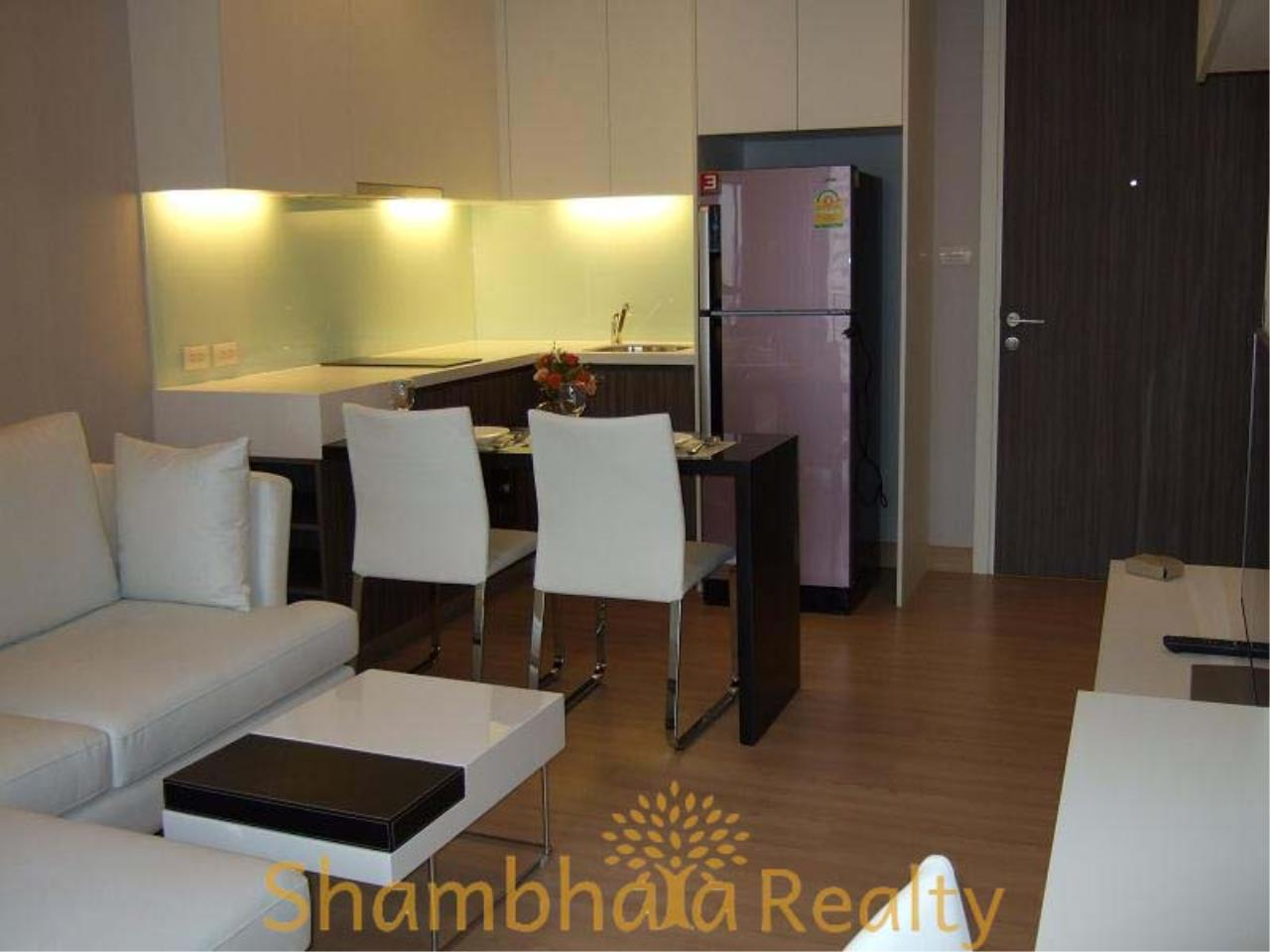 Shambhala Realty Agency's Urbano Absolute Sathon Taksin Condominium for Rent in Krung Thonburi 10