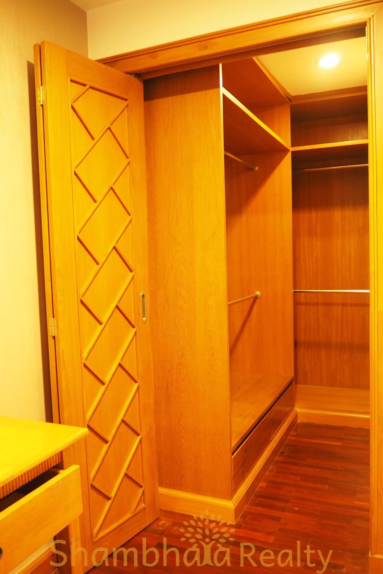 Shambhala Realty Agency's Nagara Mansion Condominium for Rent in Soi Nailert 3