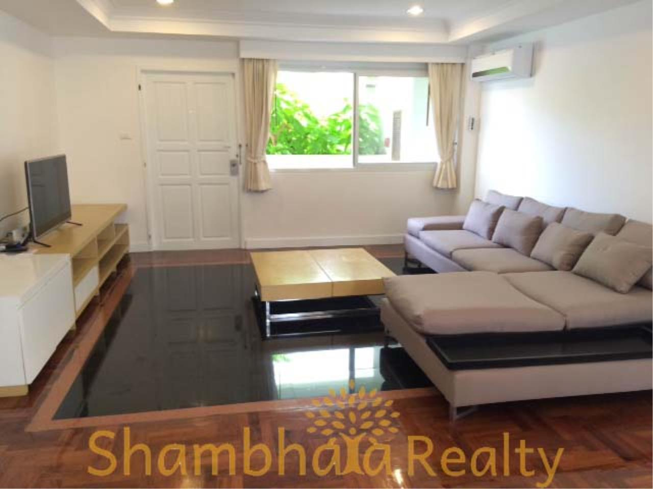 Shambhala Realty Agency's Sanguan Sap Townhouse Condominium for Rent in Narathiwas 4 9