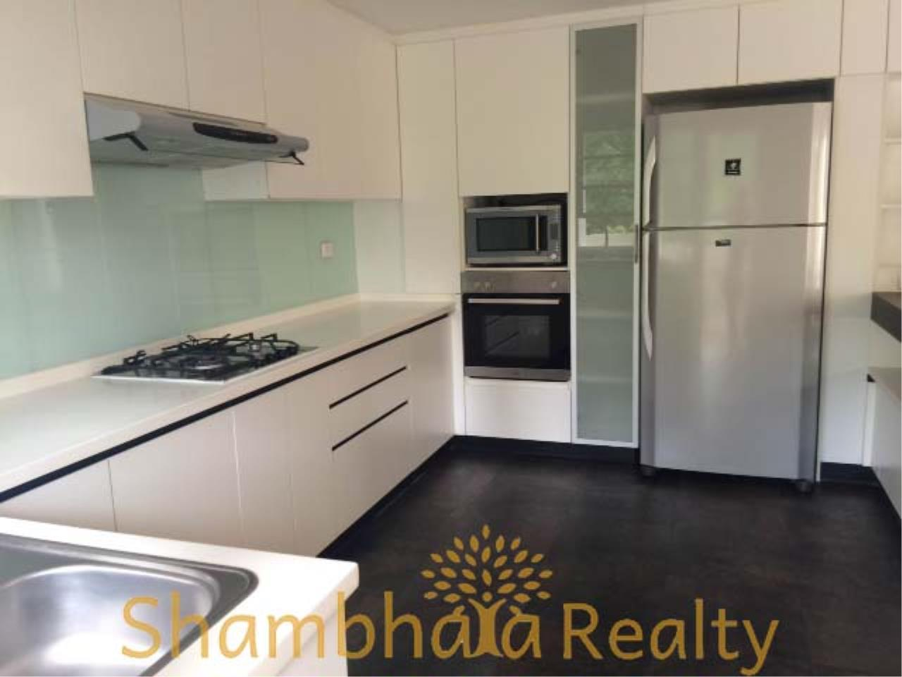 Shambhala Realty Agency's Sanguan Sap Townhouse Condominium for Rent in Narathiwas 4 10