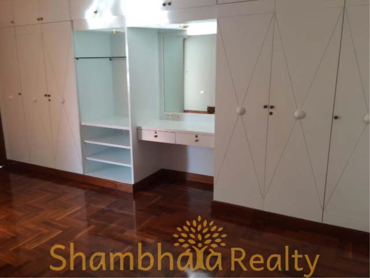 Shambhala Realty Agency's Sanguan Sap Townhouse Condominium for Rent in Narathiwas 4 4