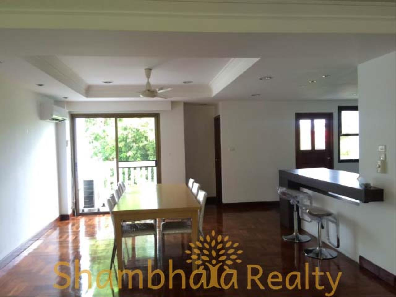 Shambhala Realty Agency's Sanguan Sap Townhouse Condominium for Rent in Narathiwas 4 5