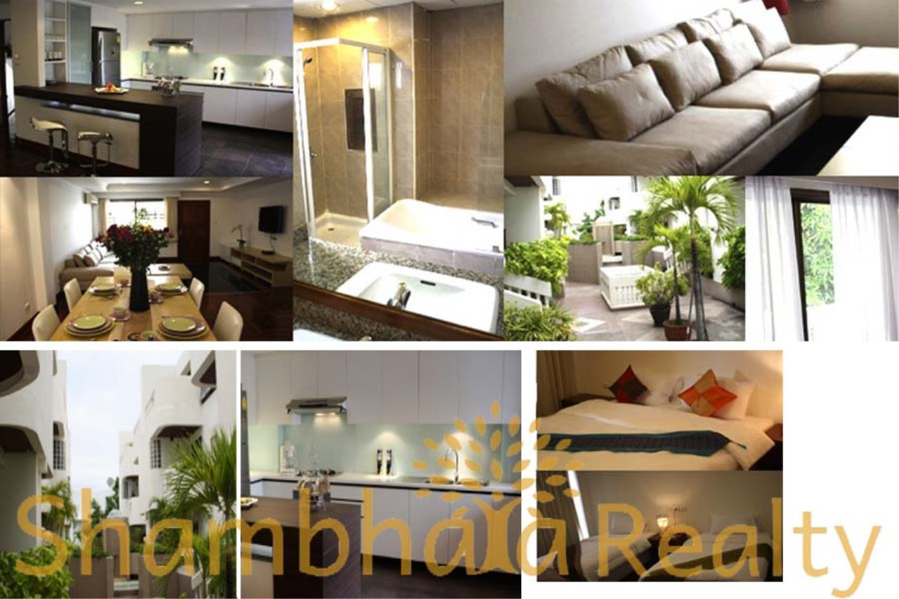 Shambhala Realty Agency's Sanguan Sap Townhouse Condominium for Rent in Narathiwas 4 1