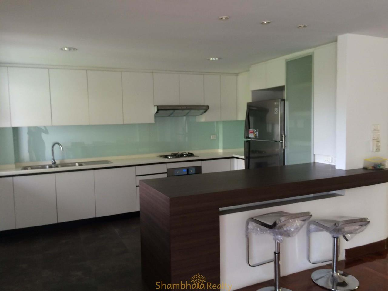 Shambhala Realty Agency's Sanguan Sap Townhouse Condominium for Rent in Narathiwas 4 2