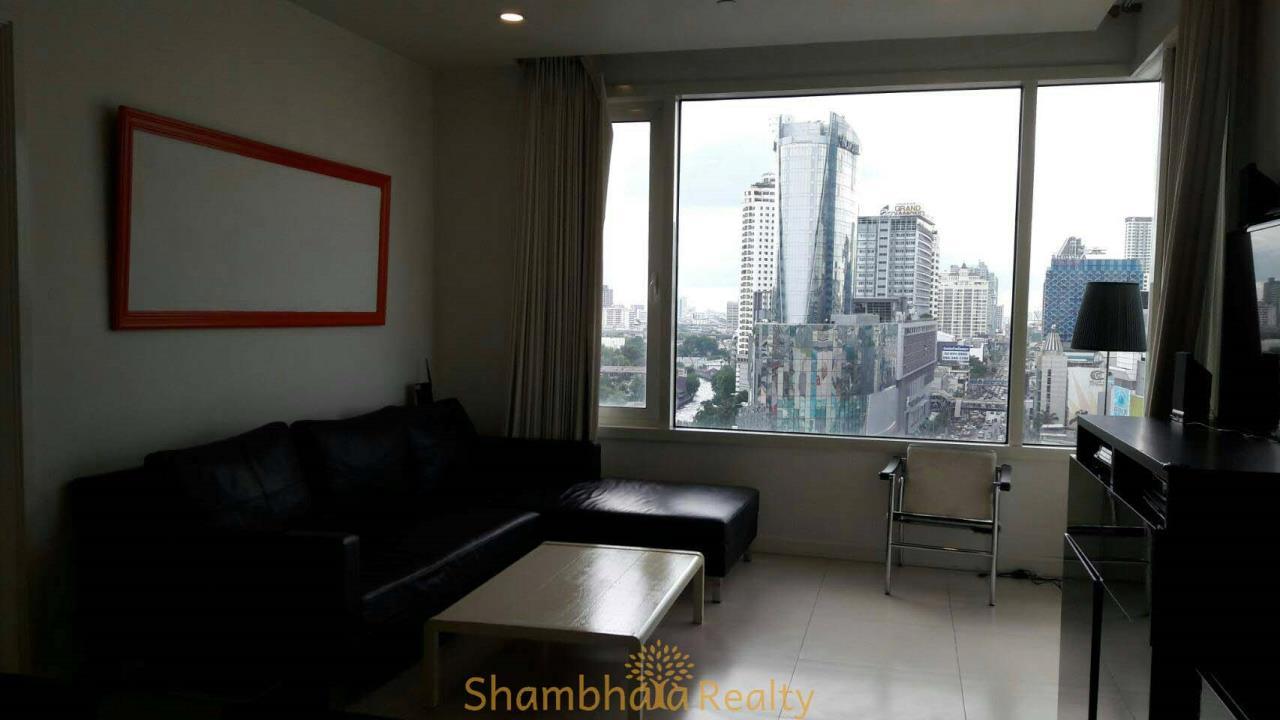 Shambhala Realty Agency's Manhattan Chidlom Condominium for Rent in ChidLom 14