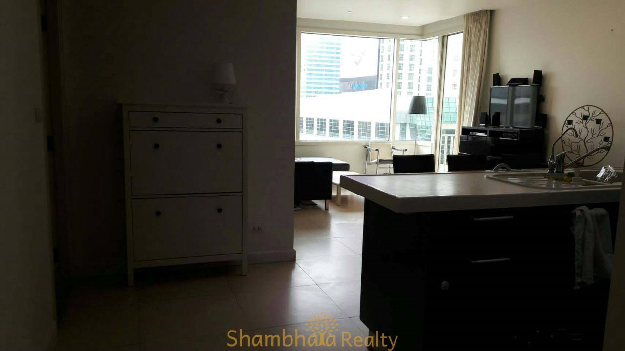 Shambhala Realty Agency's Manhattan Chidlom Condominium for Rent in ChidLom 1