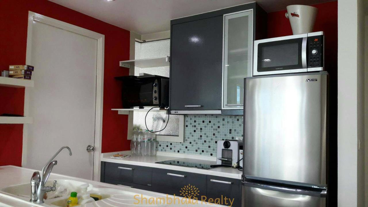 Shambhala Realty Agency's Manhattan Chidlom Condominium for Rent in ChidLom 4