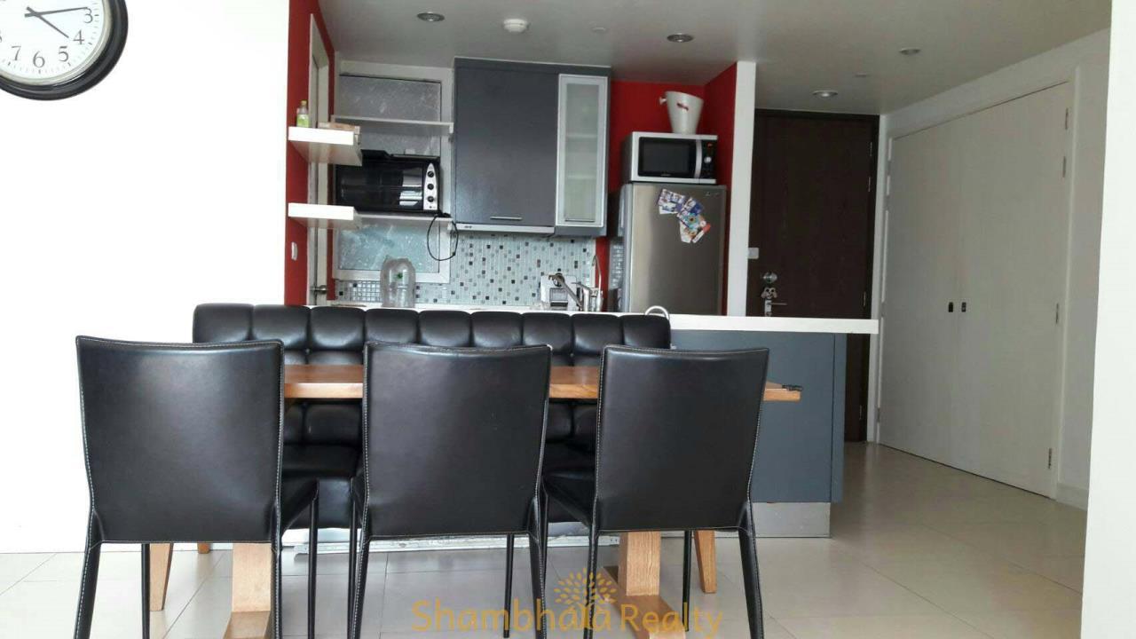 Shambhala Realty Agency's Manhattan Chidlom Condominium for Rent in ChidLom 12
