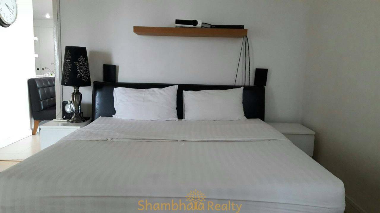 Shambhala Realty Agency's Manhattan Chidlom Condominium for Rent in ChidLom 8