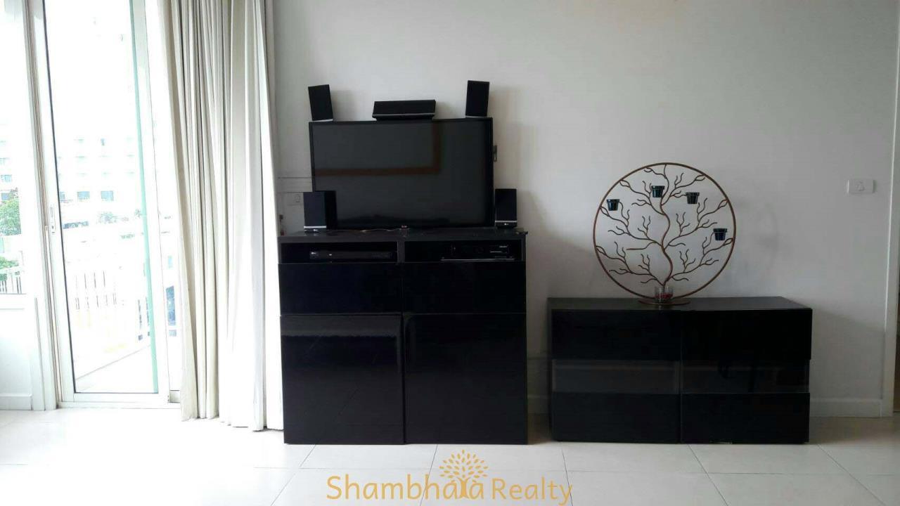 Shambhala Realty Agency's Manhattan Chidlom Condominium for Rent in ChidLom 13