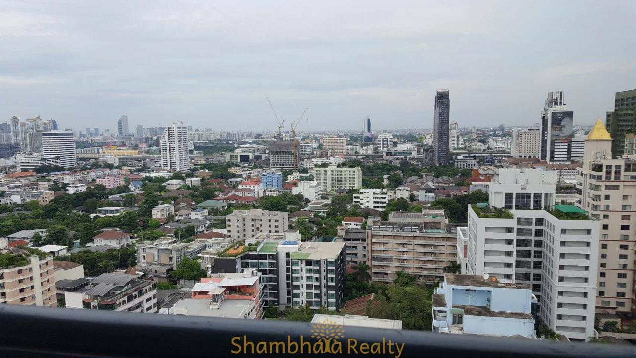 Shambhala Realty Agency's Ivy Thonglor Condominium for Rent in Thong Lo 7