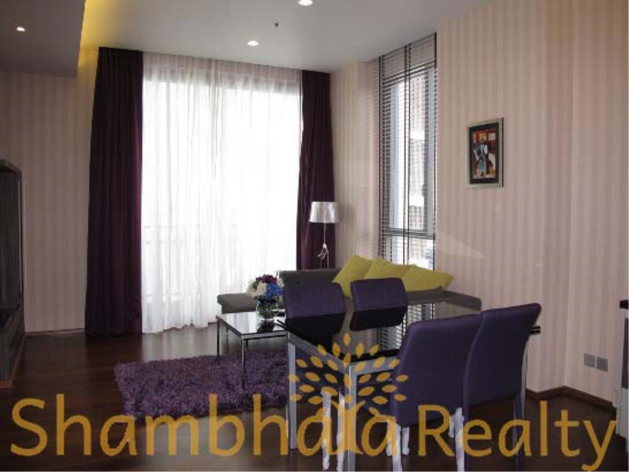 Shambhala Realty Agency's Quattro by Sansiri Condominium for Rent in Thong lo 4 4