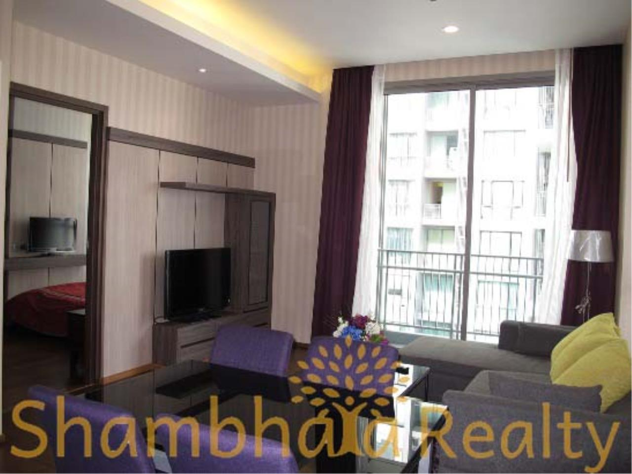 Shambhala Realty Agency's Quattro by Sansiri Condominium for Rent in Thong lo 4 2