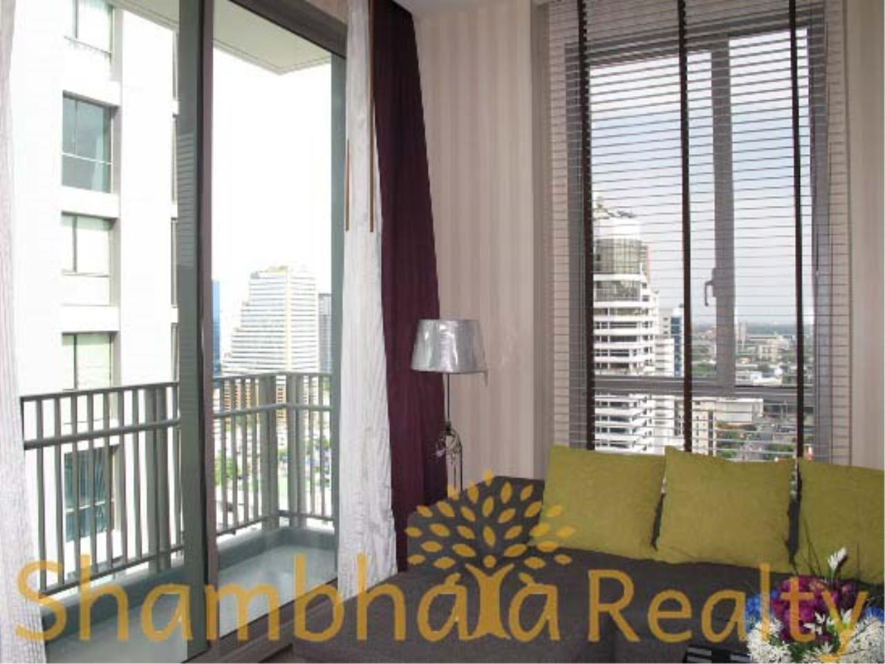 Shambhala Realty Agency's Quattro by Sansiri Condominium for Rent in Thong lo 4 1