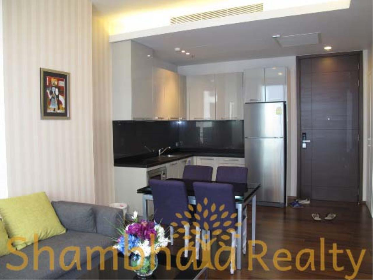 Shambhala Realty Agency's Quattro by Sansiri Condominium for Rent in Thong lo 4 3