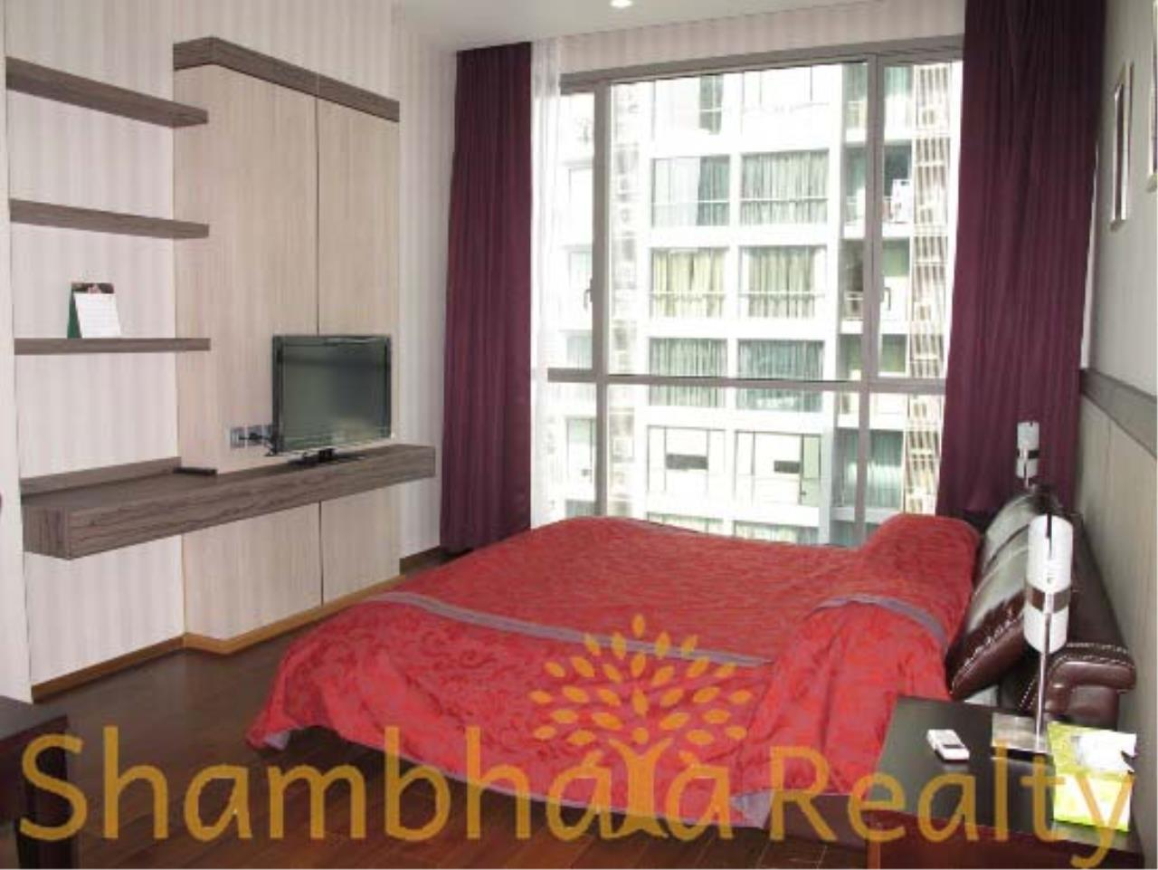 Shambhala Realty Agency's Quattro by Sansiri Condominium for Rent in Thong lo 4 5