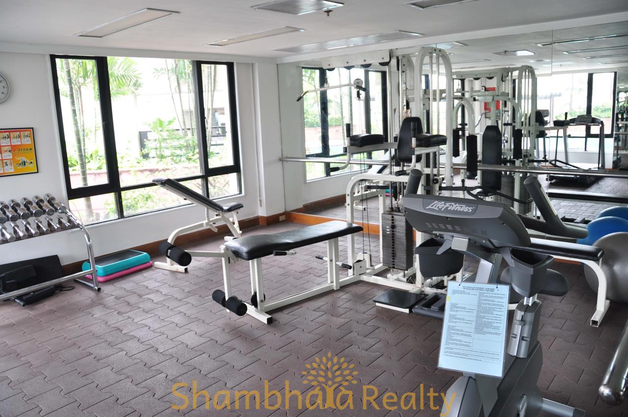 Shambhala Realty Agency's Piyasatorn Condominium for Rent in Satorn 19