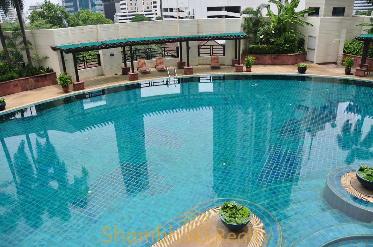 Shambhala Realty Agency's Piyasatorn Condominium for Rent in Satorn 14
