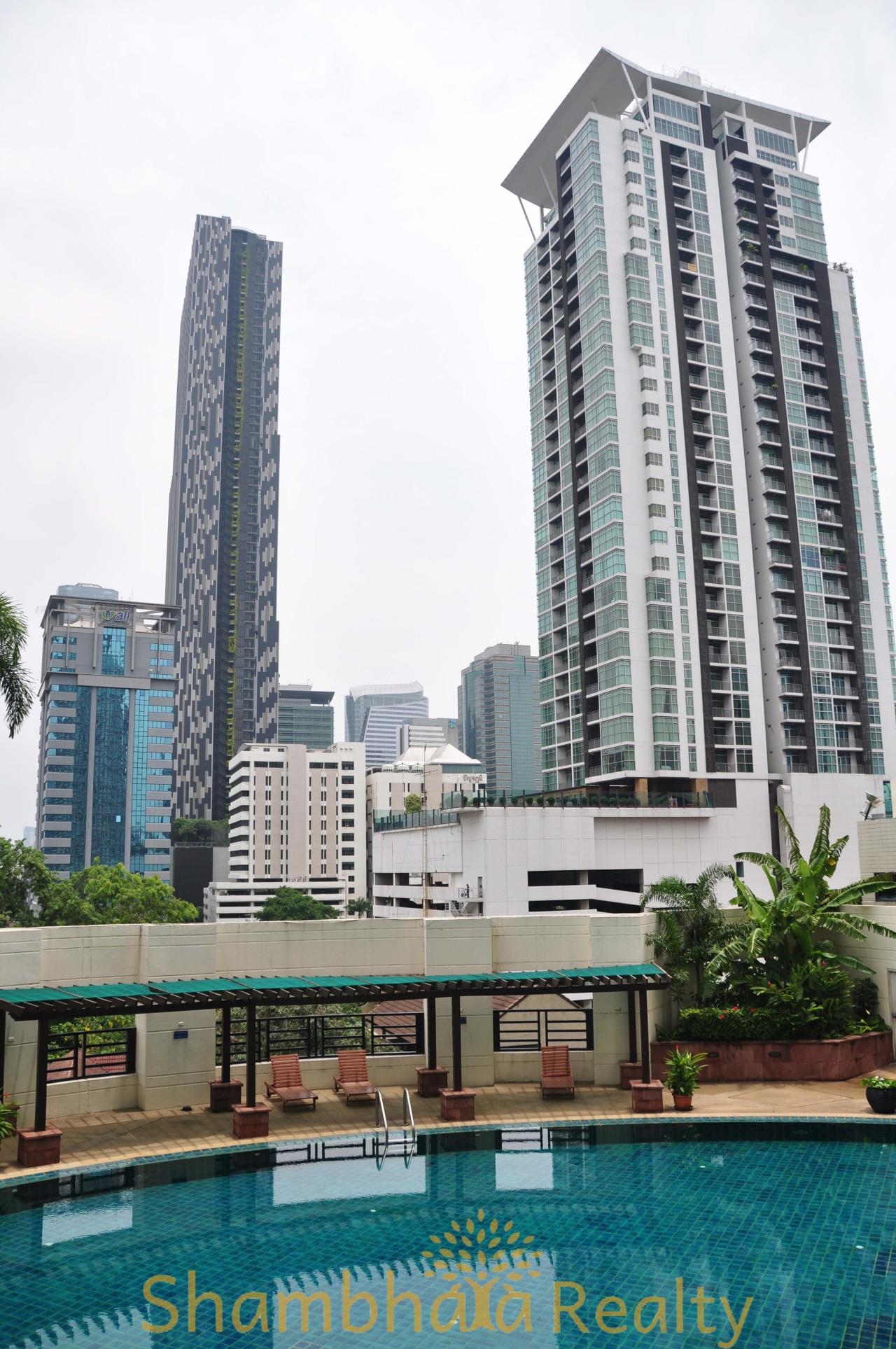 Shambhala Realty Agency's Piyasatorn Condominium for Rent in Satorn 13