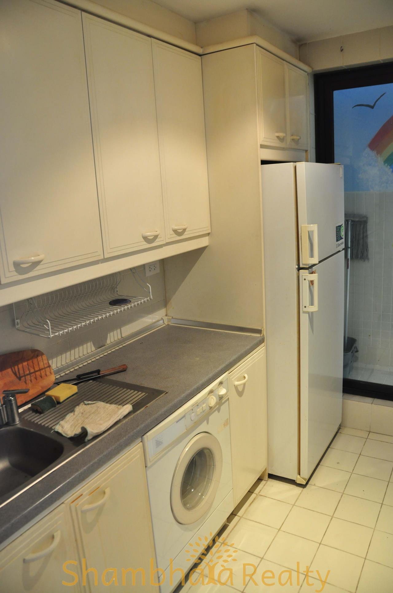 Shambhala Realty Agency's Piyasatorn Condominium for Rent in Satorn 7