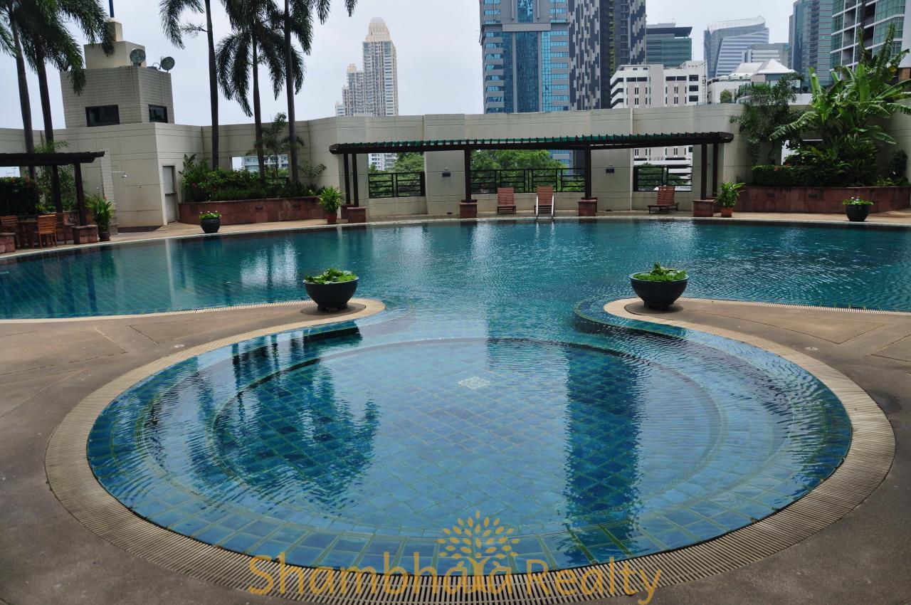 Shambhala Realty Agency's Piyasatorn Condominium for Rent in Satorn 16