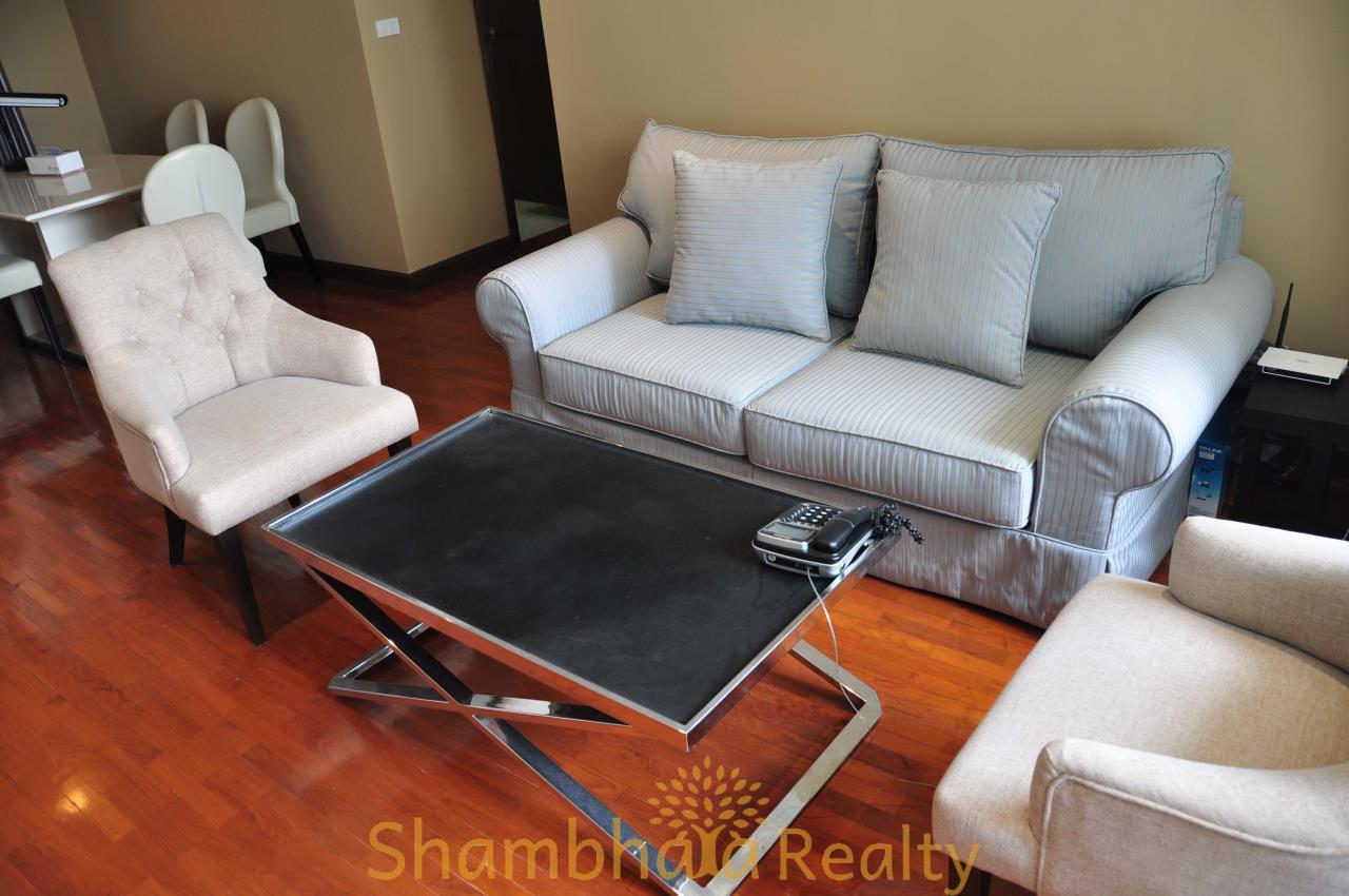 Shambhala Realty Agency's Piyasatorn Condominium for Rent in Satorn 8