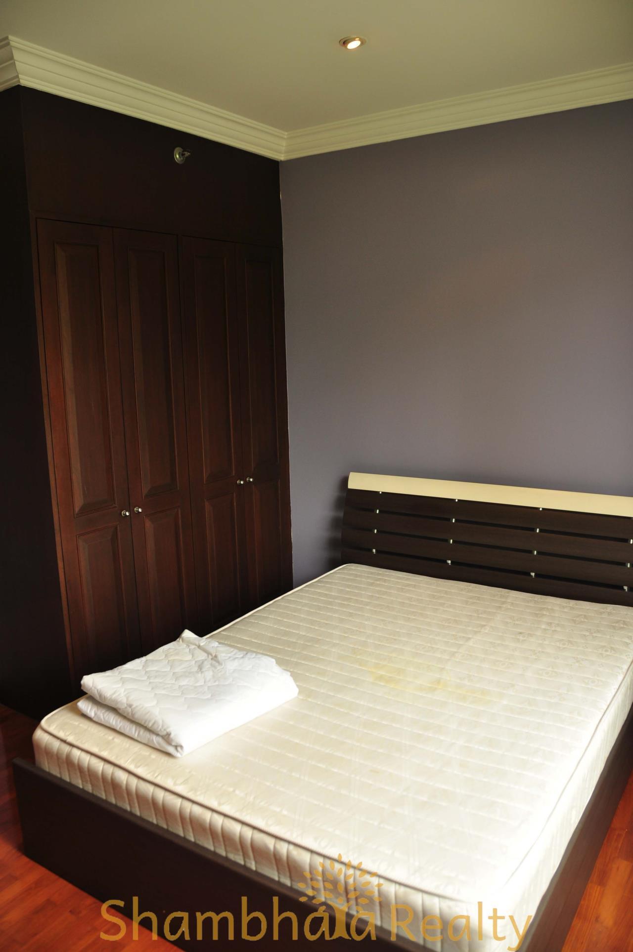 Shambhala Realty Agency's Piyasatorn Condominium for Rent in Satorn 3