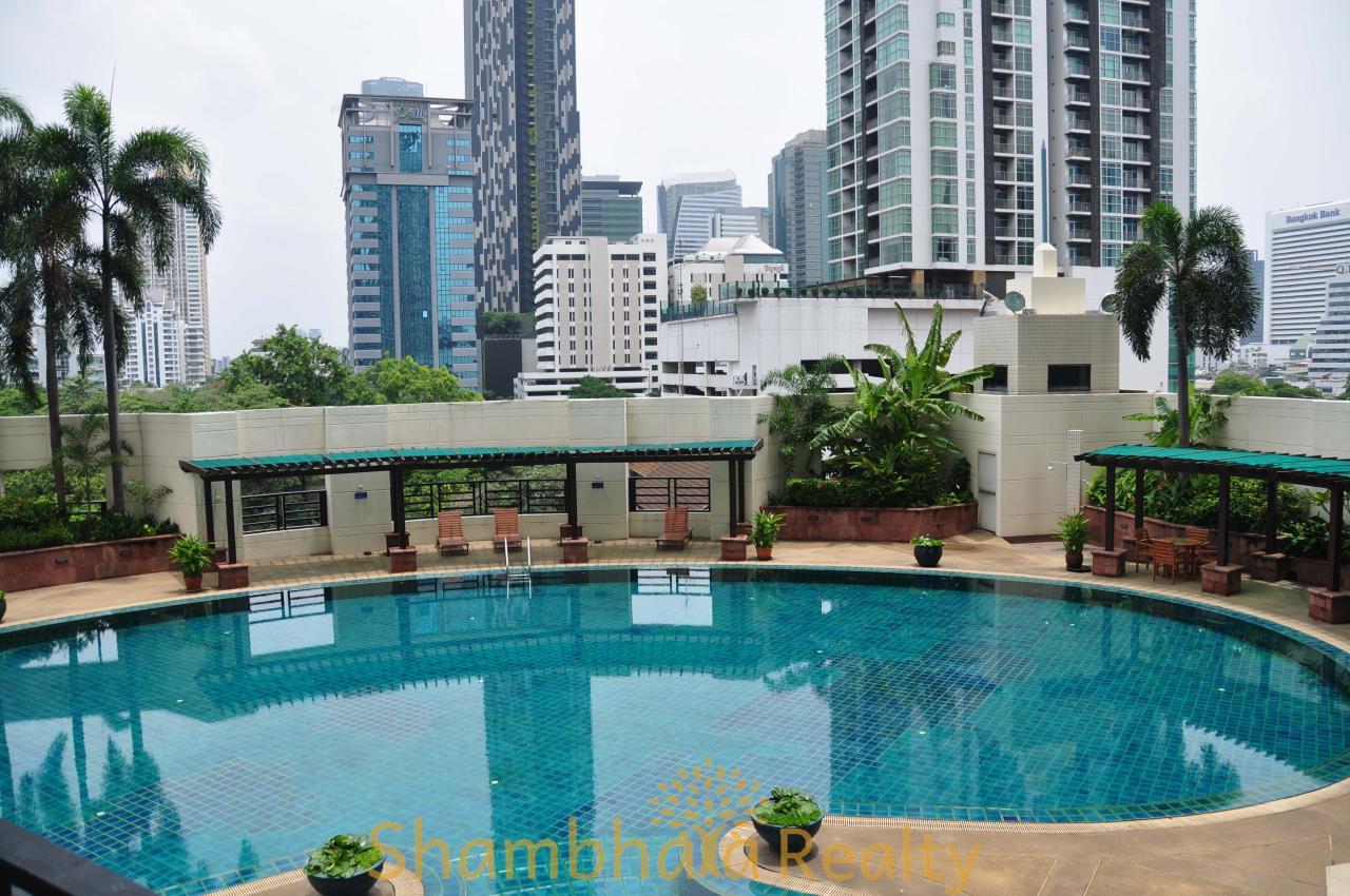 Shambhala Realty Agency's Piyasatorn Condominium for Rent in Satorn 15
