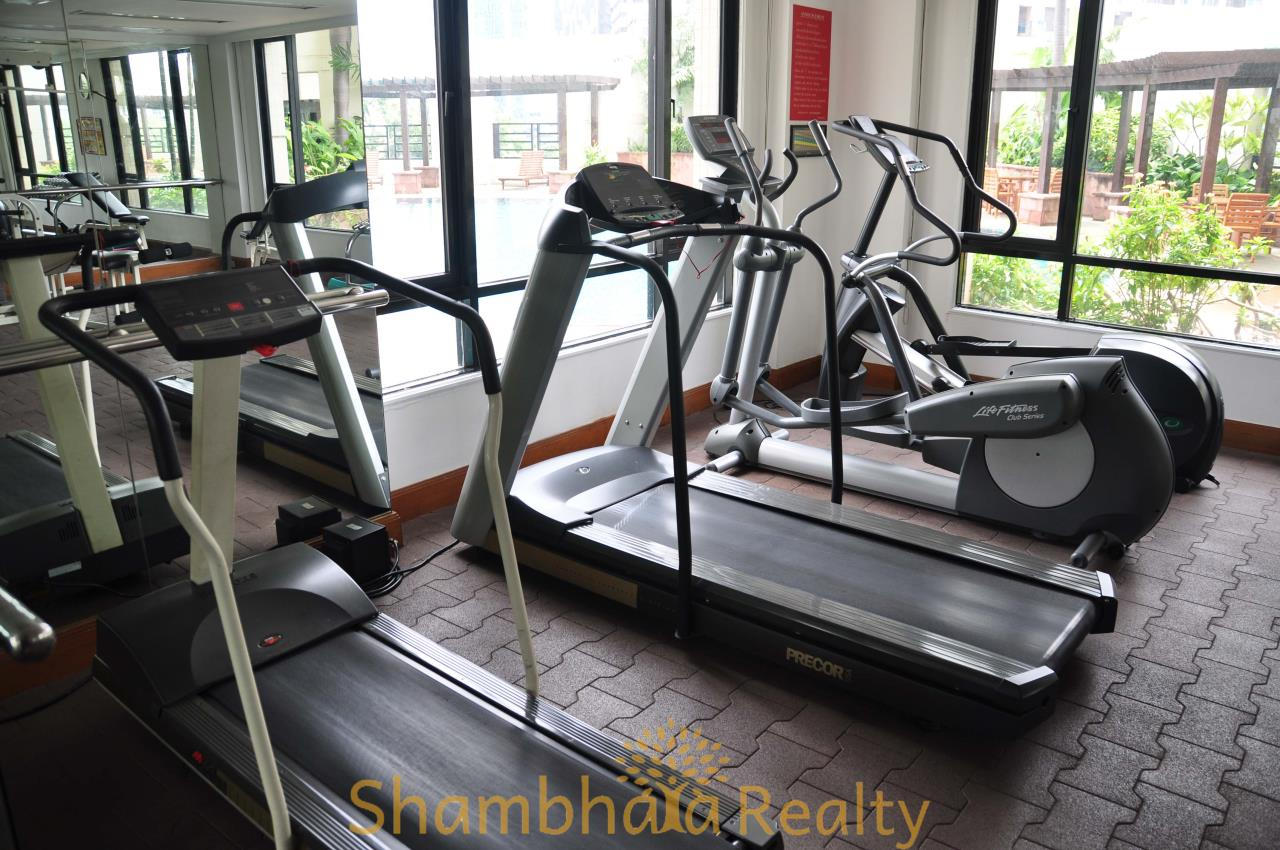 Shambhala Realty Agency's Piyasatorn Condominium for Rent in Satorn 18