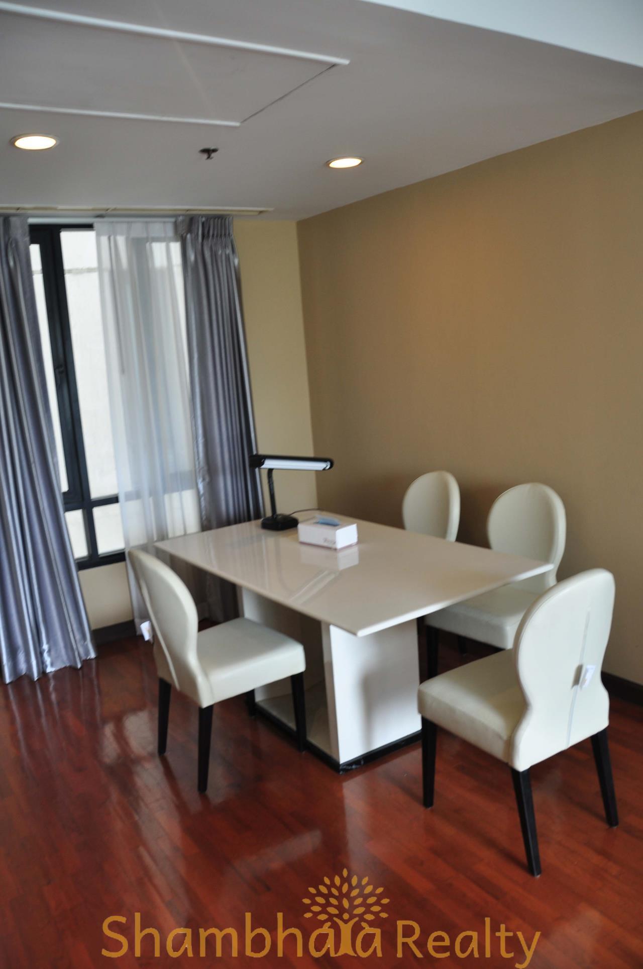 Shambhala Realty Agency's Piyasatorn Condominium for Rent in Satorn 10