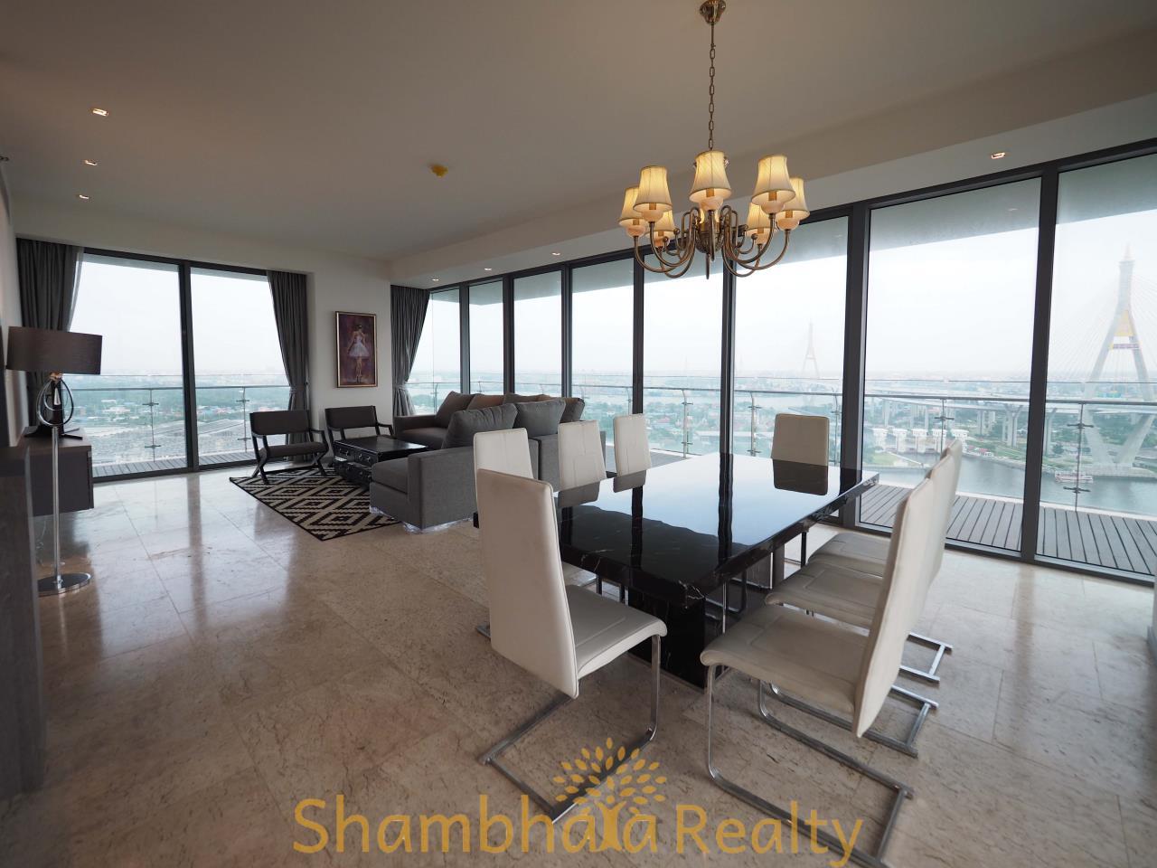 Shambhala Realty Agency's Pano Condominium for Rent in Rama 3 9