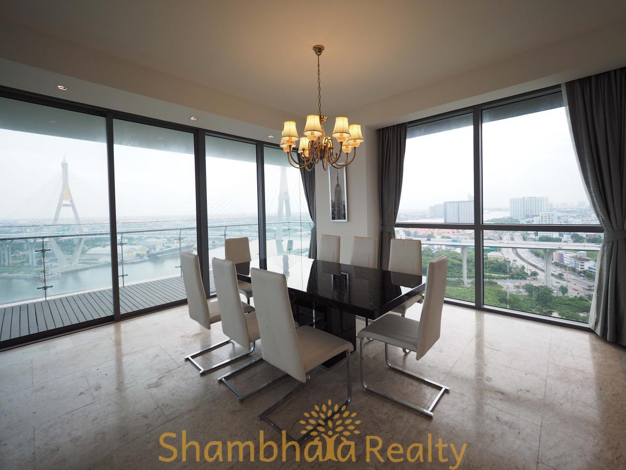 Shambhala Realty Agency's Pano Condominium for Rent in Rama 3 6