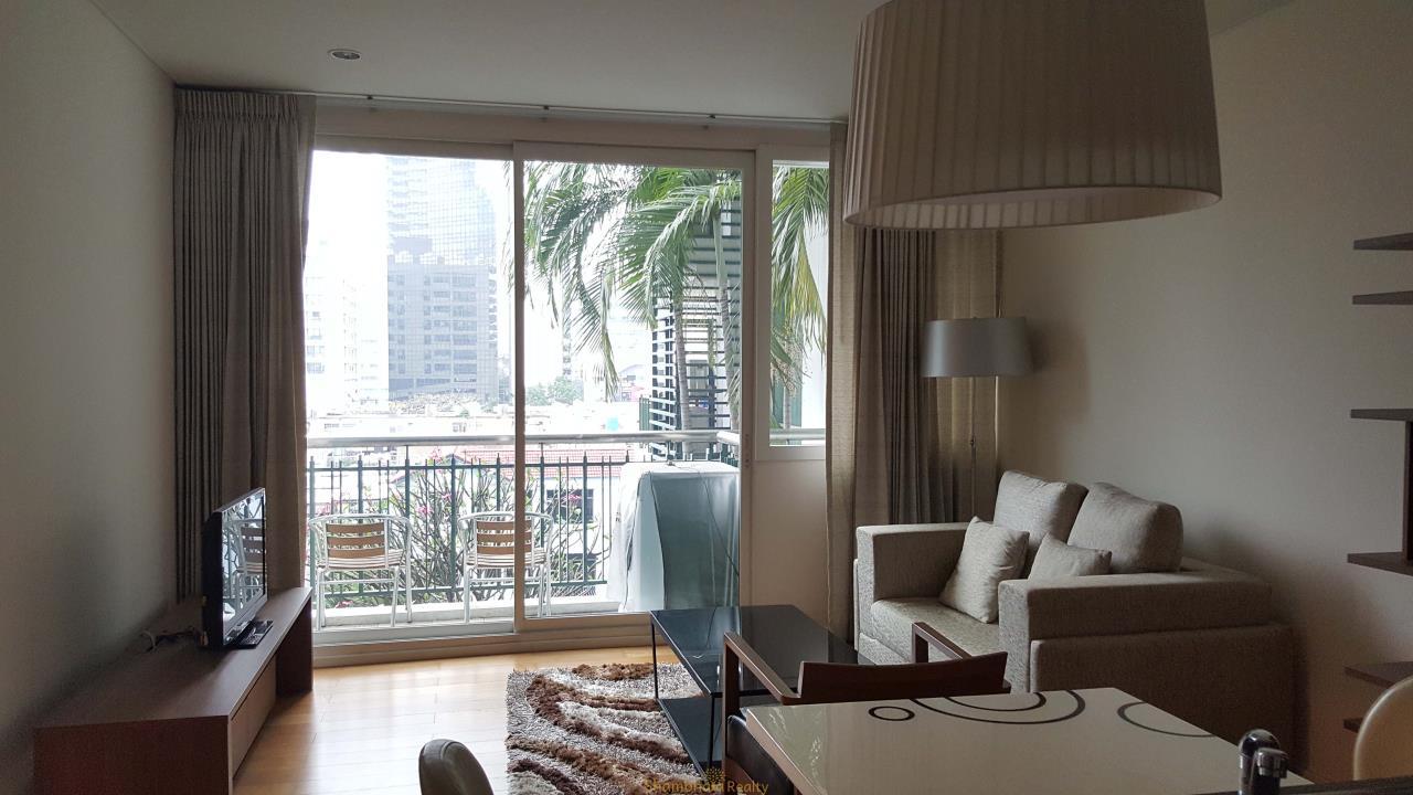 Shambhala Realty Agency's Wind Sukhumvit 23 Condominium for Rent in Sukhumvit 23 10