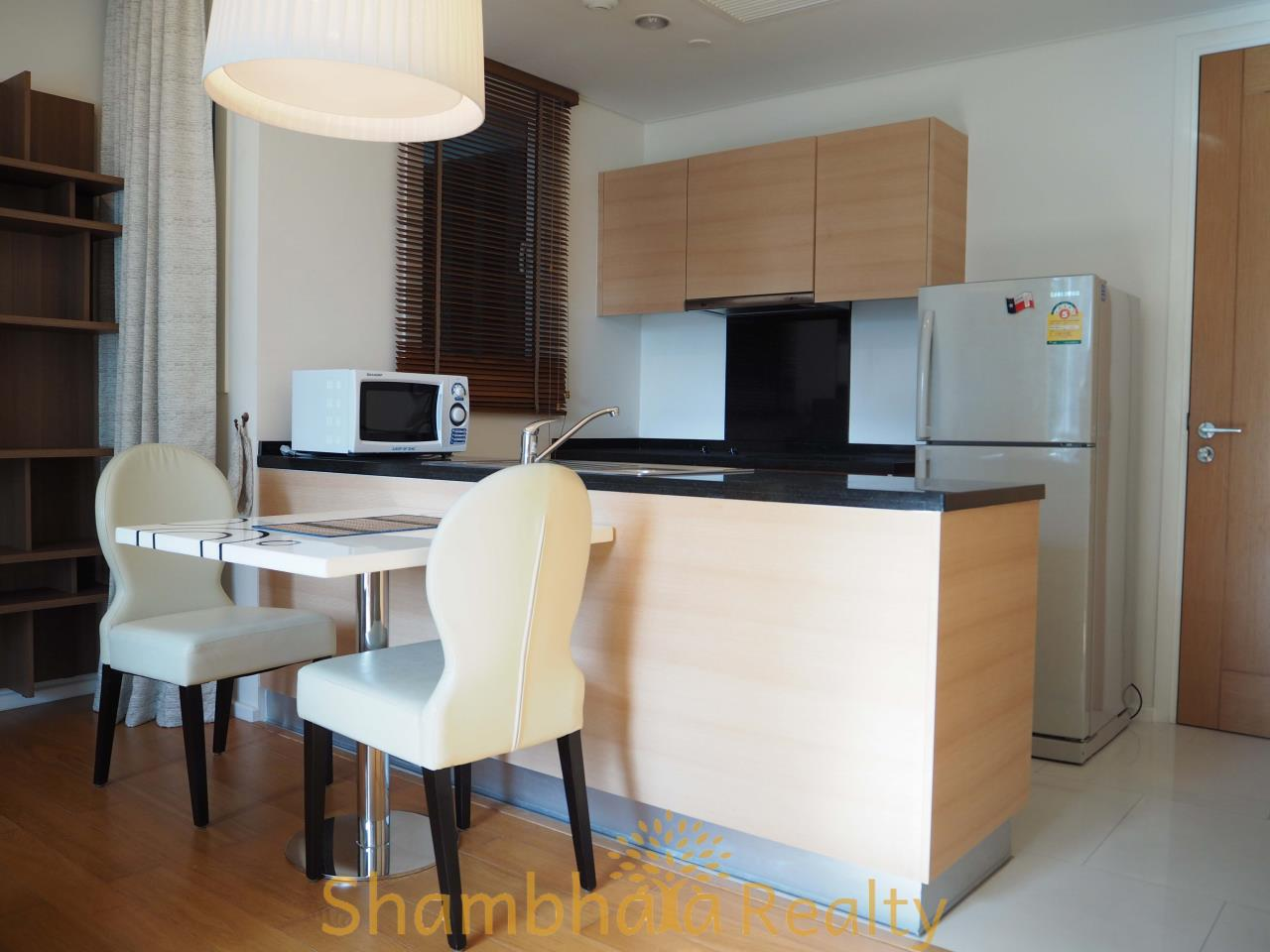 Shambhala Realty Agency's Wind Sukhumvit 23 Condominium for Rent in Sukhumvit 23 21