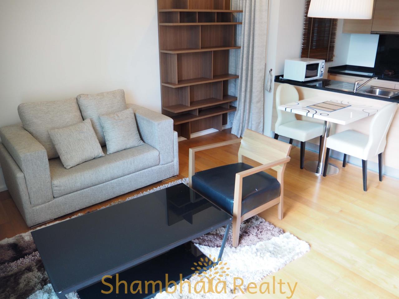 Shambhala Realty Agency's Wind Sukhumvit 23 Condominium for Rent in Sukhumvit 23 15