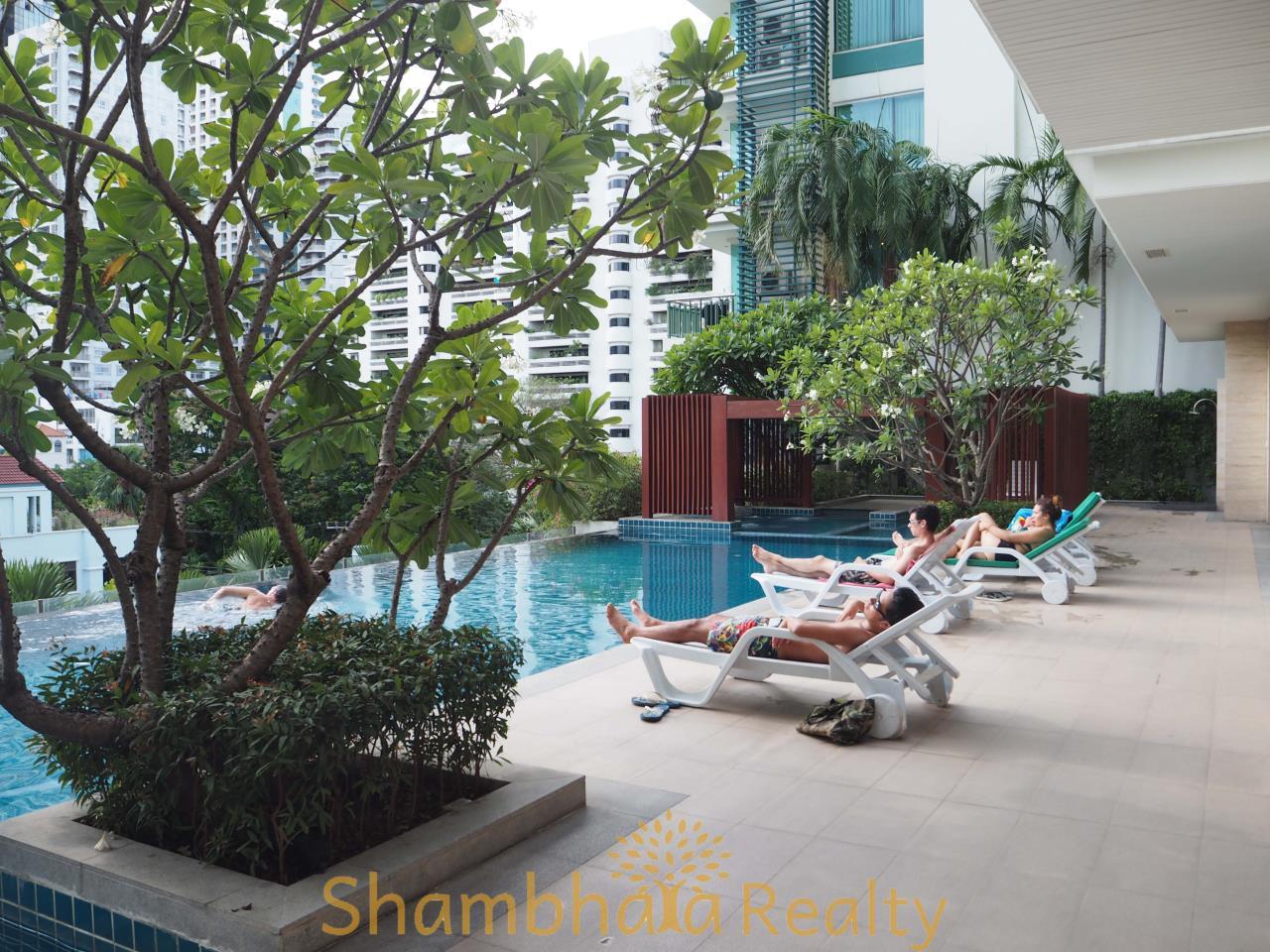 Shambhala Realty Agency's Wind Sukhumvit 23 Condominium for Rent in Sukhumvit 23 27