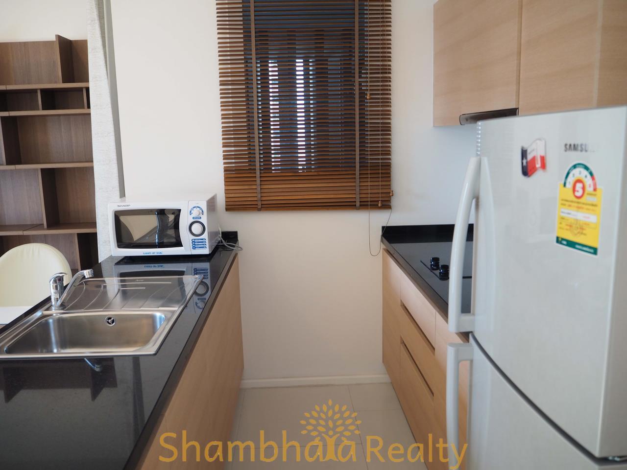 Shambhala Realty Agency's Wind Sukhumvit 23 Condominium for Rent in Sukhumvit 23 20