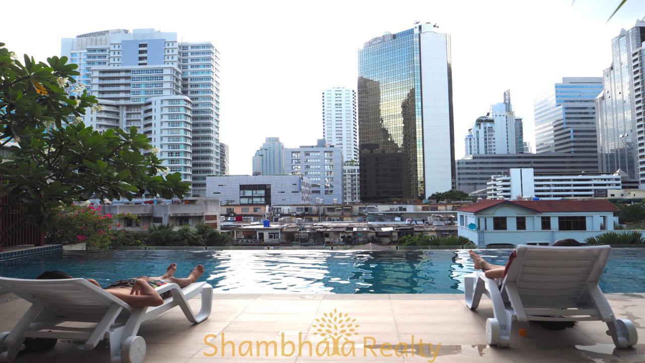 Shambhala Realty Agency's Wind Sukhumvit 23 Condominium for Rent in Sukhumvit 23 28