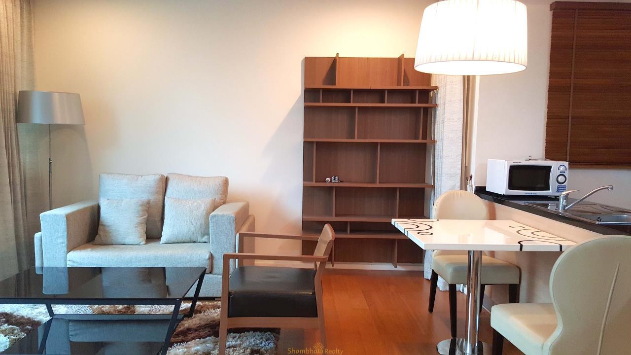 Shambhala Realty Agency's Wind Sukhumvit 23 Condominium for Rent in Sukhumvit 23 7