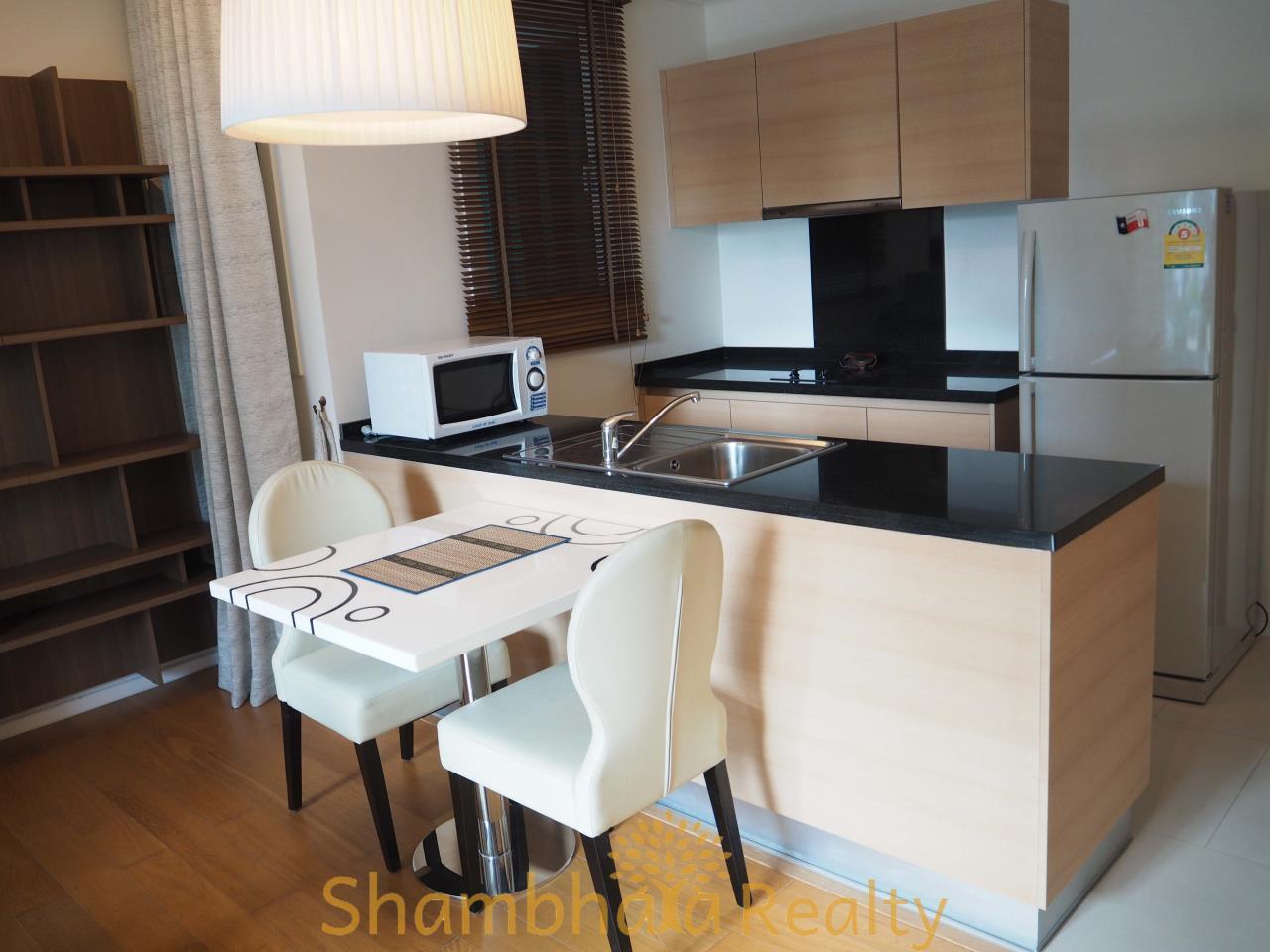 Shambhala Realty Agency's Wind Sukhumvit 23 Condominium for Rent in Sukhumvit 23 17
