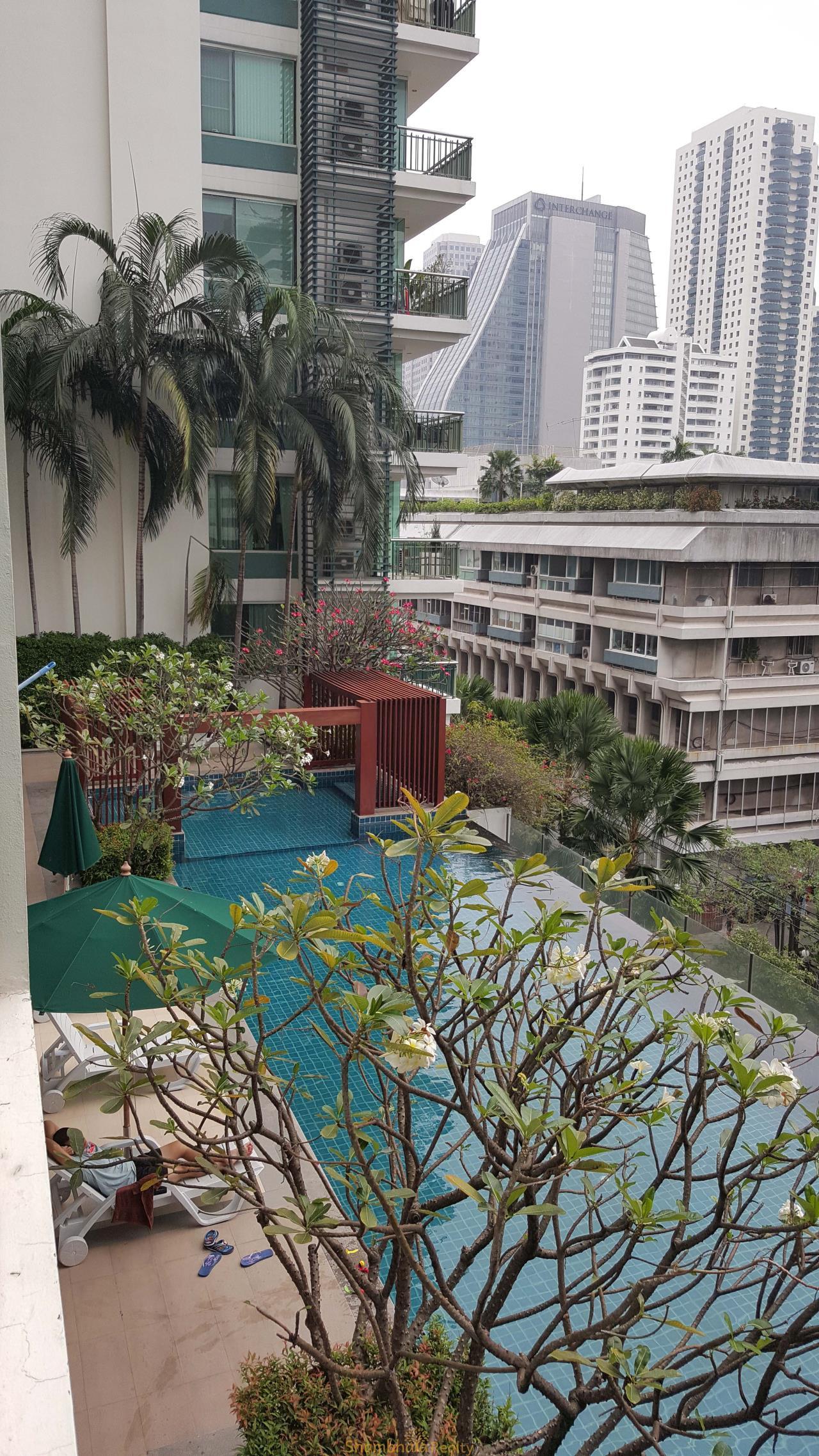 Shambhala Realty Agency's Wind Sukhumvit 23 Condominium for Rent in Sukhumvit 23 1